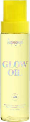 Supergoop! Glow Oil SPF 50 Sunscreen