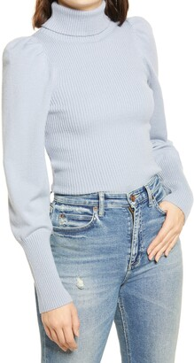 Lulus You Know the Drill Turtleneck Sweater