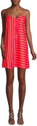 Wythe Ny Striped Chemise Dress
