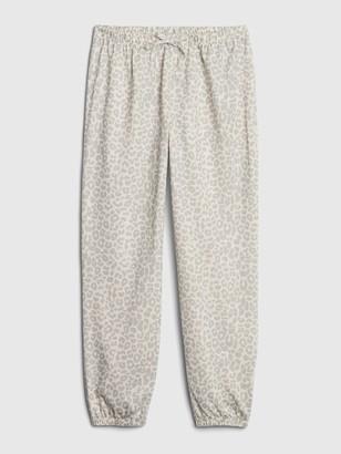 Gap Kids Leopard Print PJ Pants
