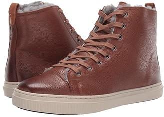 J&M EST. 1850 Toliver Shearling (Tan) Men's Shoes