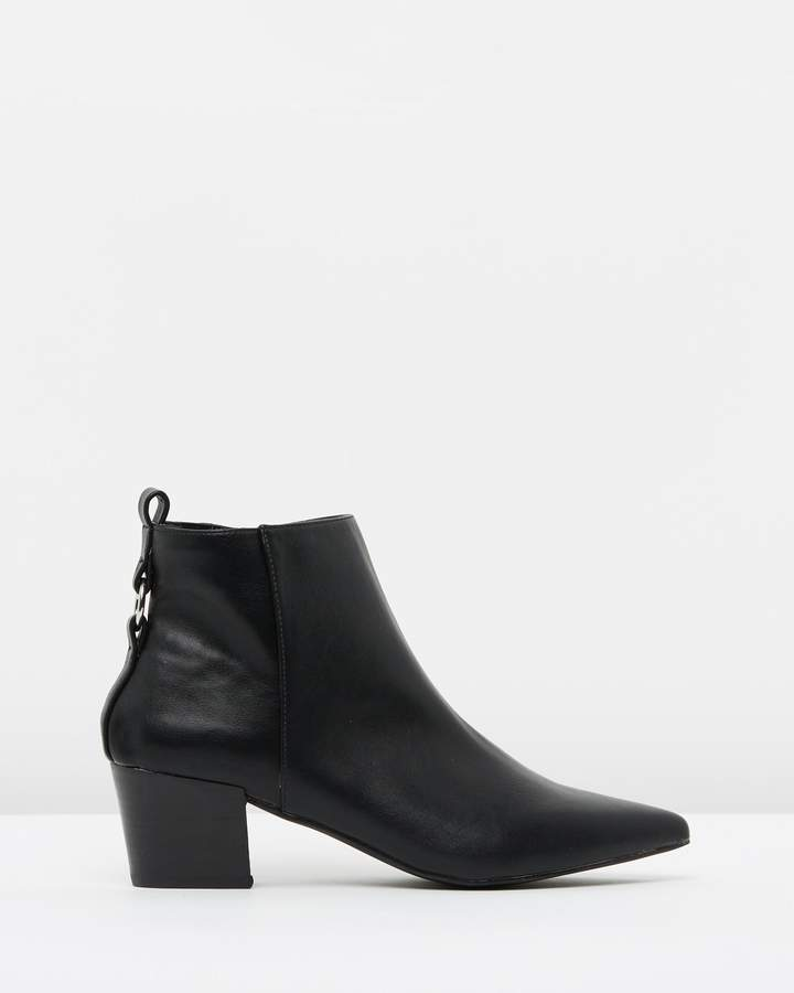 Spurr ICONIC EXCLUSIVE - Garnet Ankle Boots