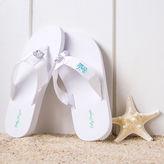 Cathy's Concepts CATHYS CONCEPTS Bride Flip Flops