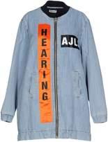Au Jour Le Jour Denim outerwear - Item 42580969