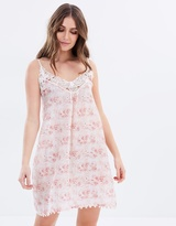Papinelle Persian Lace Front Nightie