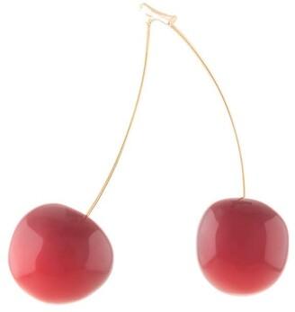 E.m. Cherries Pendant Earring