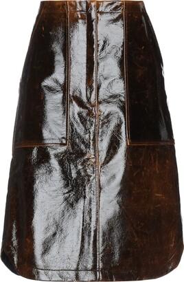 Cavallini ERIKA 3/4 length skirts