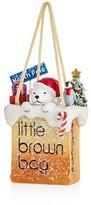 Bloomingdale's Little Brown Bag Polar Bear Ornament - 100% Exclusive