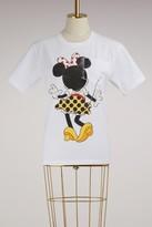 Victoria Beckham Minnie motif t-shirt