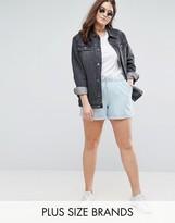 Junarose Chambray Shorts