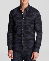 Saturdays Nyc Crosby Safari Button Down Shirt - Regular Fit