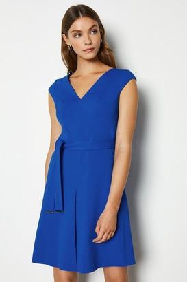Karen Millen Compact Jersey Day Dress