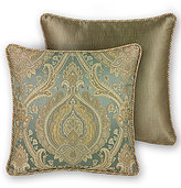 Rose Tree Norwich Damask Square Pillow
