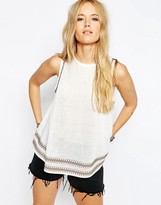 Asos Swing Taped Tank