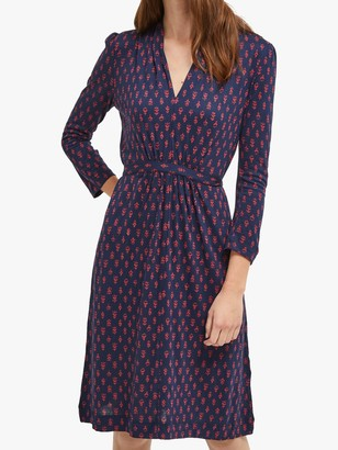 French Connection Rossine Long Sleeve Dress