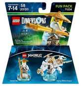 Lego Dimensions Ninjago Fun Pack
