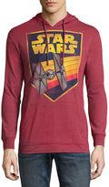 Star Wars STARWARS Long Sleeve Knit Hoodie