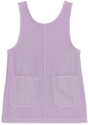 Arket Cotton Lyocell Dress