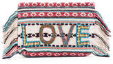 Ale By Alessandra Fringe Love Clutch