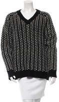 Thakoon Wool Oversize Sweater