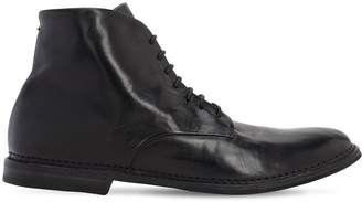 Pantanetti 25mm Leather Chukka Boots