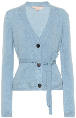 Brock Collection Rottico belted cashmere cardigan