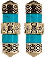 House Of Harlow Prana Turquoise Stud Earrings