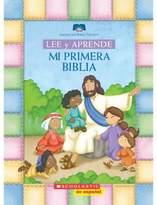 """Scholastic Lee y Aprende: Mi Primera Biblia"""" (Spanish)"""