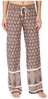 PJ Salvage Chic Paisley Lounge Pants
