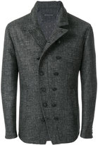 John Varvatos double breasted blazer