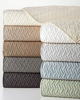 Westpoint Home King Vannerie Quilted Satin Coverlet