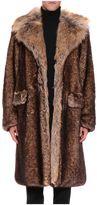 Dries Van Noten Ranier Eco-fur Coat
