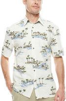 Island Shores Short-Sleeve Camp Shirt