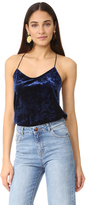 Only Hearts Velvet Cami