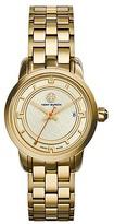 Tory Burch Tory Watch, Gold-Tone/Ivory, 28 Mm