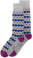 Alfani Men's Rectangle Stripe Socks, Created for Macy's