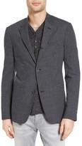 John Varvatos Men's Thompson Four-Button Convertible Collar Sport Coat