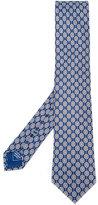 Brioni printed tie - men - Silk - One Size