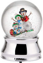Celebrations By Mikasa® Snowman Family Water Globe