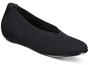 Eileen Fisher Seam Knit Flats Women's Shoes