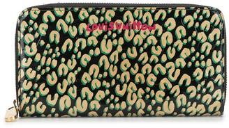 Louis Vuitton 2011 Pre-Owned Leopard Print Wallet