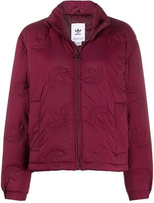 adidas Trefoil Logo Puffer Jacket