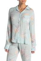 PJ Salvage Paradise Bound Dobby Weave Pajama Top