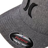 Hurley Black Suits Outline Cap