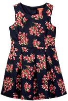Joe Fresh Print Dress (Little Girls & Big Girls)