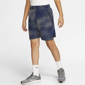 Nike Big Kids (Boys') Training Shorts Tech Pack