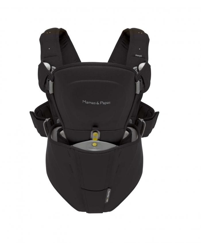 Mamas and Papas Morph Baby Carrier Pod & Harness (M/L) - Black Jack