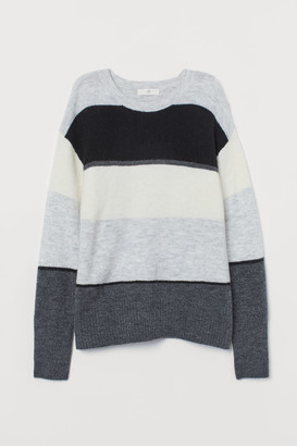H&M Knit Sweater - Black