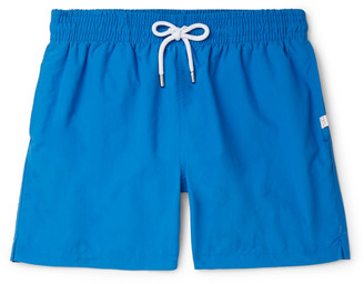 Derek Rose Aruba 2 Slim-Fit Mid-Length Swim Shorts