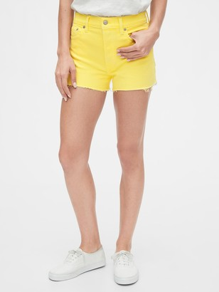 "Gap 4"" High Rise Cheeky Shorts"